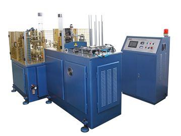 Κίνα 5kw μίας χρήσης μηχανή παραγωγής φλυτζανιών εγγράφου ssm-1100K, μηχανήματα μανικιών φλυτζανιών εγγράφου διανομέας