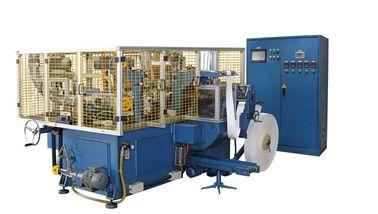 Κίνα Scm-χ οριζόντια 150pcs/min μηχανή φλυτζανιών εγγράφου υψηλής ταχύτητας αυτόματη/κατασκευή των μηχανημάτων με τη σφράγιση ζεστού αέρα διανομέας