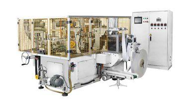 Κίνα Άσπρα οριζόντια μηχανή/μηχανήματα φλυτζανιών εγγράφου υψηλής ταχύτητας 150pcs/min αυτόματα/κύπελλο διανομέας